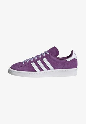 CAMPUS 80S  - Baskets basses - rich mauve/footwear white