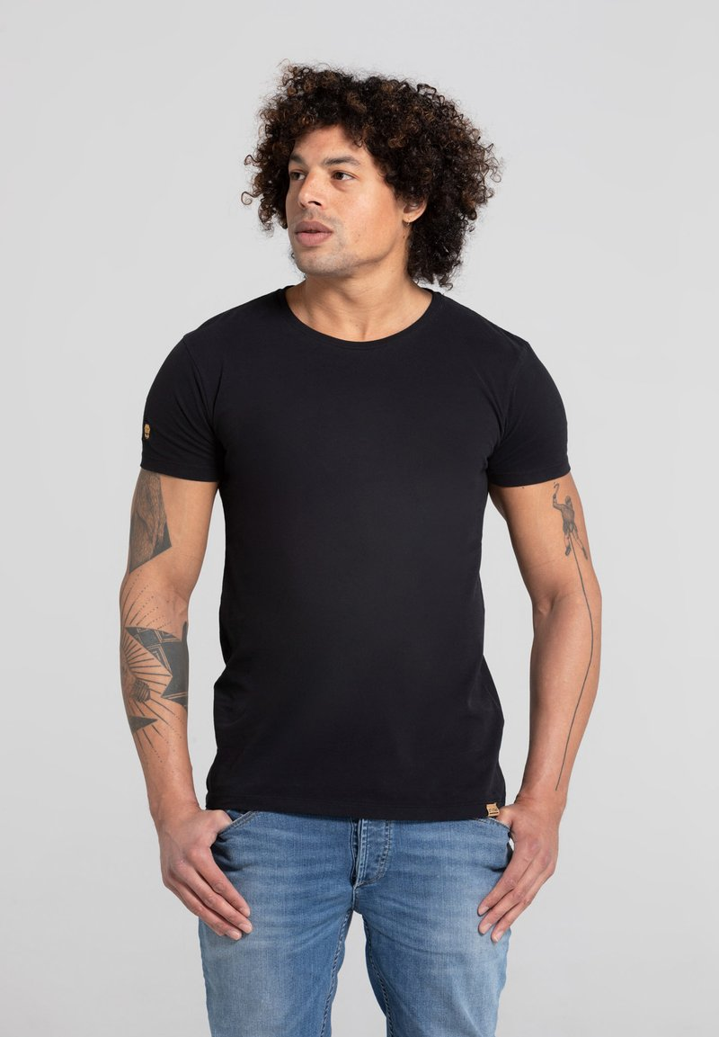 Liger - LIMITED TO 360 PIECES - Basic T-shirt - black