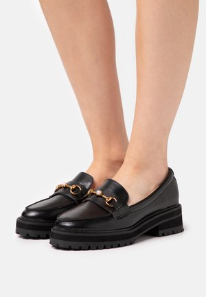 EMMA - Slippers - black