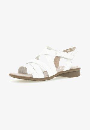 Sandals - weiss