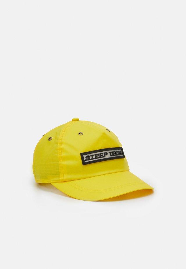 STEEP TECH CAP UNISEX - Czapka z daszkiem - lightning yellow
