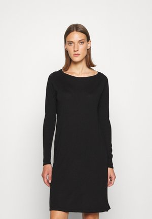 FELLINI MARIKE - Pletené šaty - black