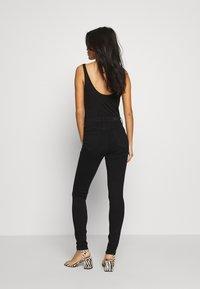 LTB - AMY - Skinny džíny - black - 2