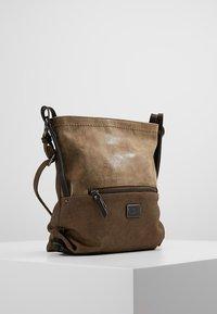 TOM TAILOR - ELIN - Across body bag - taupe - 3