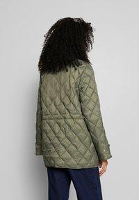 Part Two - ADDA - Classic coat - deep lichen green - 2