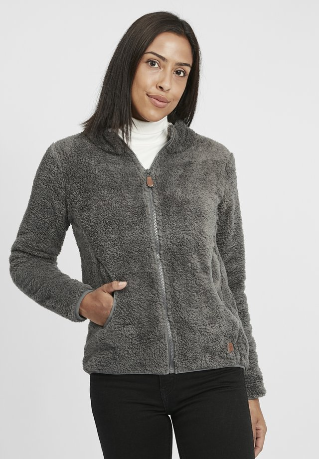TELSA - veste en sweat zippée - castlerock