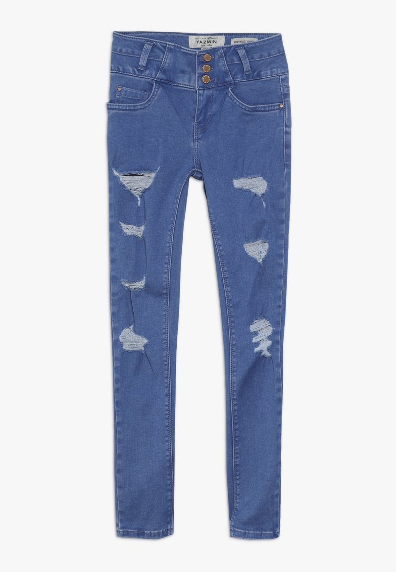 New Look 915 Generation - PHILLIP EXTREME RIP - Jeans Skinny Fit - blue