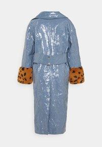 Sister Jane - RAIN FLOWER - Classic coat - blue - 1