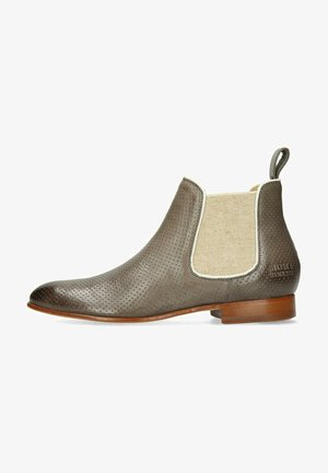 SALLY  IMOLA PERFO NEW  - Ankle boots - brown