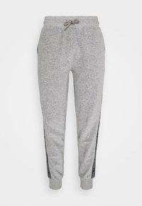 TRACK PANT - Pyjama bottoms - mid grey heather