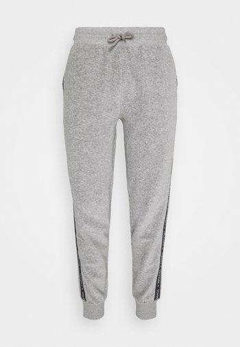 TRACK PANT - Pyžamový spodní díl - mid grey heather