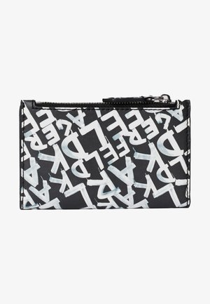 Wallet - black/ white
