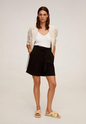 MAR - Shorts - noir