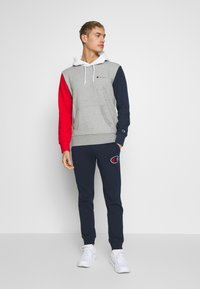Champion Rochester - ROCHESTER RIB CUFF PANTS - Tracksuit bottoms - dark blue - 1