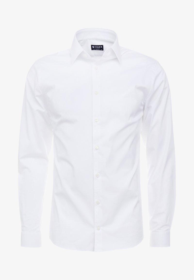 Tiger of Sweden FILBRODIE EXTRA SLIM FIT - Businesshemd - white/weiß c7Mckd