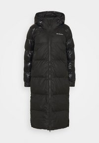 Columbia - PIKE LAKE™ LONG JACKET - Zimní kabát - black - 0