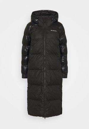 PIKE LAKE™ LONG JACKET - Zimní kabát - black