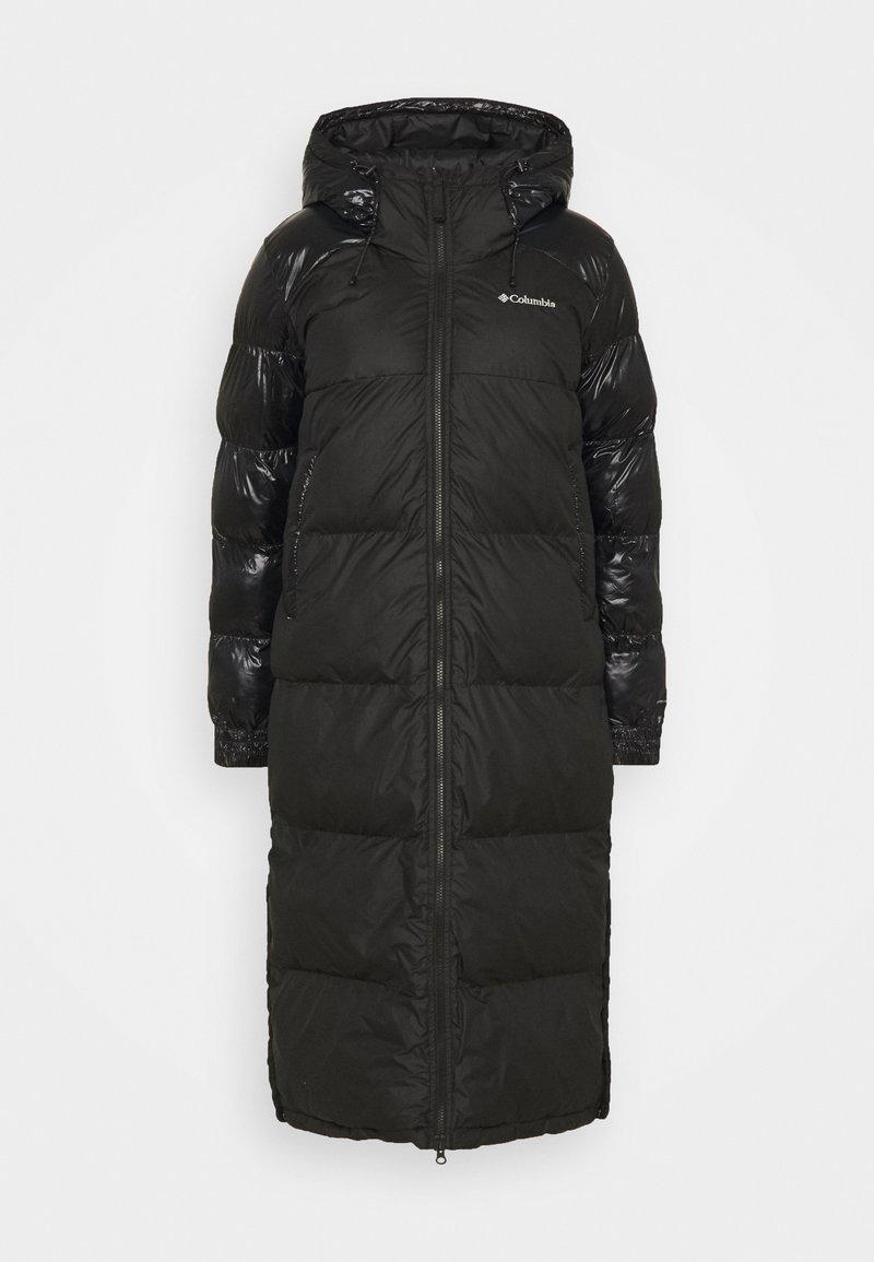 Columbia - PIKE LAKE™ LONG JACKET - Zimní kabát - black