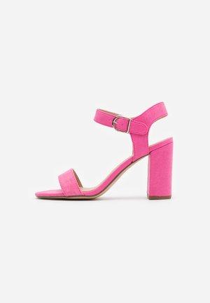 VIMS - High Heel Sandalette - bright pink