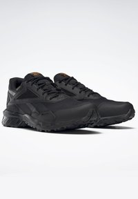 Reebok - RIDGERIDER GTX 5.0 SHOES - Hiking shoes - black - 4