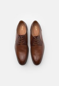 Clarks - CITISTRIDELACE - Lace-ups - tan - 3