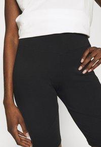 Lounge Nine - Shorts - pitch black - 3