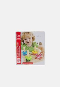 Hape - KREATIVES STECKPUZZLE - Lelu - multicoloured - 2