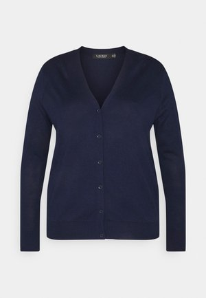 LONG SLEEVE - Cardigan - french navy