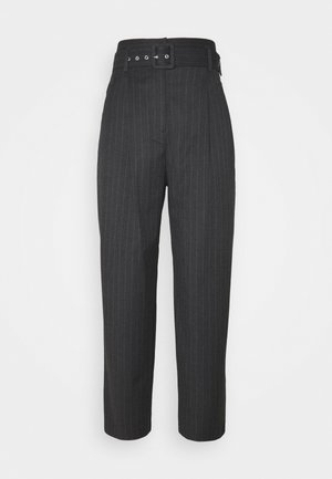 KATE TROUSERS - Trousers - dark grey