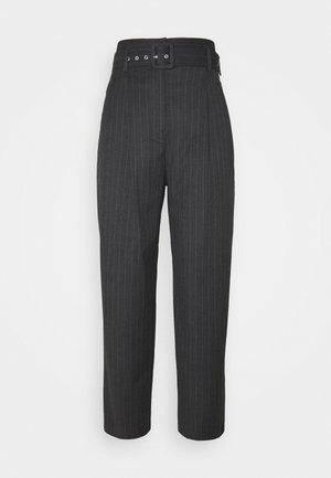 KATE TROUSERS - Pantalon classique - dark grey