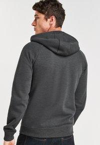 Next - Zip-up sweatshirt - dark grey - 1