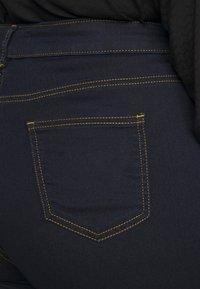 Evans - REGULAR INDIGO  - Skinny džíny - indigo - 4