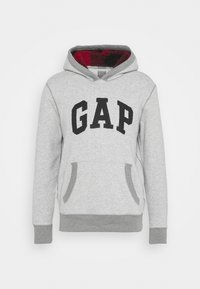 Sweatshirt - medium grey heather