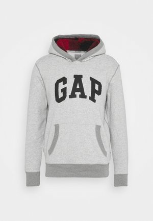 Sweatshirt - medium grey heather