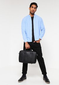 Tommy Hilfiger - CITY  - Briefcase - black - 0