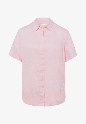 STYLE VELIA - Button-down blouse - rose