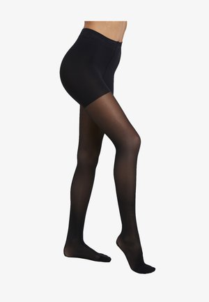 TIGHTS SKYLINE - Sukkahousut - black