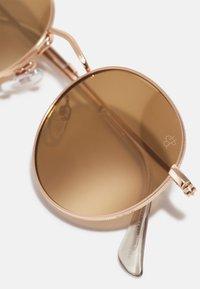 CHPO - LIAM UNISEX - Sunglasses - gold-coloured - 3