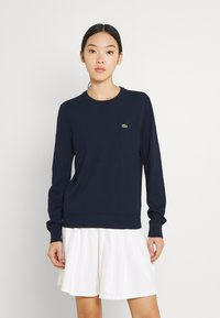 Lacoste - Sweatshirt - marine - 0