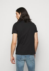 PS Paul Smith - MENS SLIM FIT SKULL - Print T-shirt - black - 3