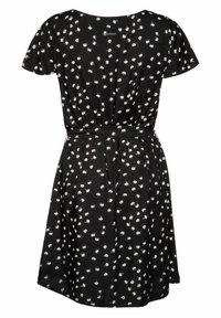Protest - UNNA - Shirt dress - true black - 6