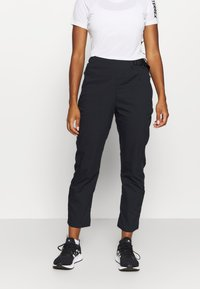 adidas Performance - HIKEREL PANTS - Trousers - black - 2
