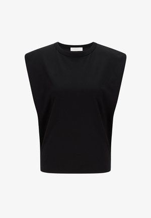 ELYS - T-shirt imprimé - black