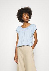 Soyaconcept - SC-MARICA 4 - Basic T-shirt - skyway blue - 0