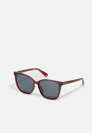 Sunglasses - burgundy