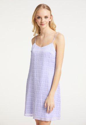 Denní šaty - lila