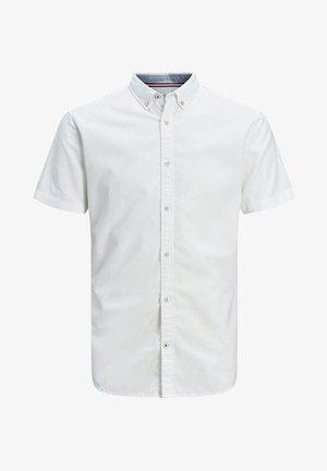 KURZARMHEMD BUTTON-DOWN - Košile - white