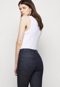 Dondup - IRIS PANT - Jeans Skinny Fit - blue thread - 4