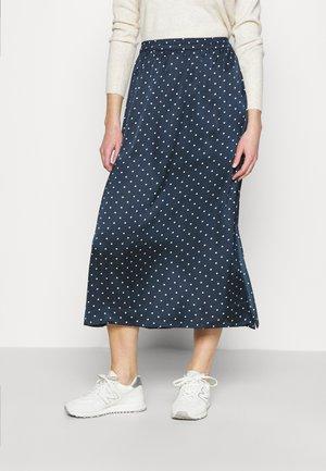 JDYDOTTIE SKIRT - A-line skirt - night sky/cloud dancer