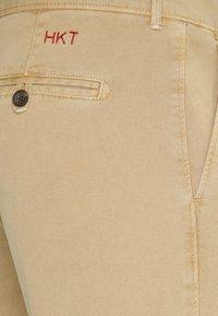 HKT by Hackett - Chino kalhoty - beige - 2